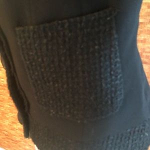 White House Black Market Jackets & Coats - Black unique blazer size 6